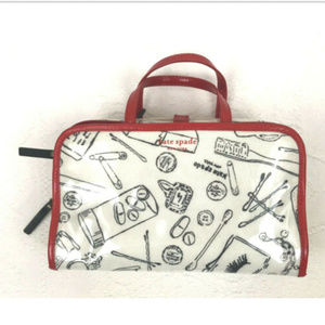 Kate Spade Cosmetic Bag Travel Organizer
